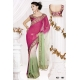 Ready Stitched Blouse Saree Pink: Ref R02