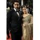 Aishwarya Rai Bachchan Elegant golden saree: Ref B625