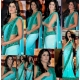 Katrina Kaif Blue Saree: Ref B603