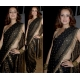 Diya mirza black saree: Ref B615