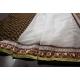 Aishwarya Rai Bachchan net white silver saree: Ref B626