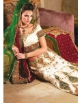 Exquisite Lehenga Choli: Ref 581