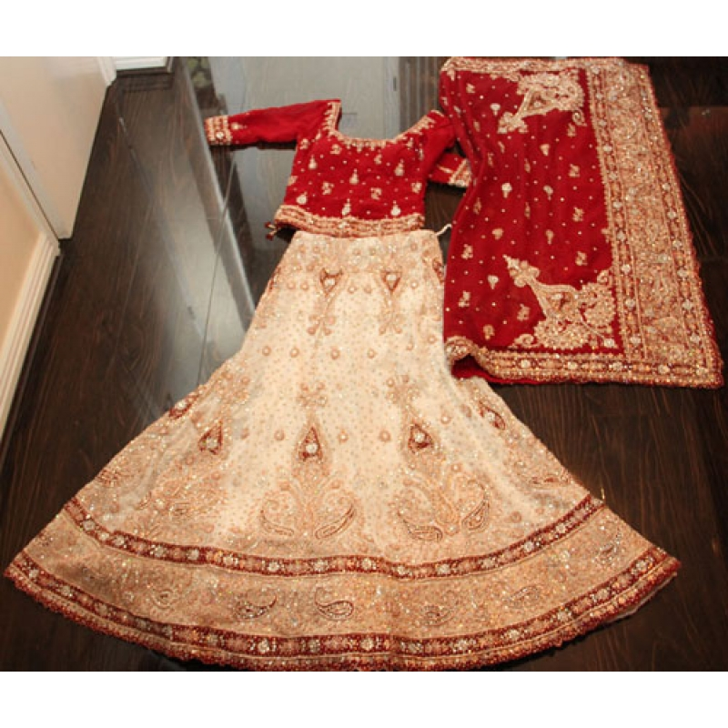 Red Lehenga Wallpaper Photos Pictures Pics Images 2013