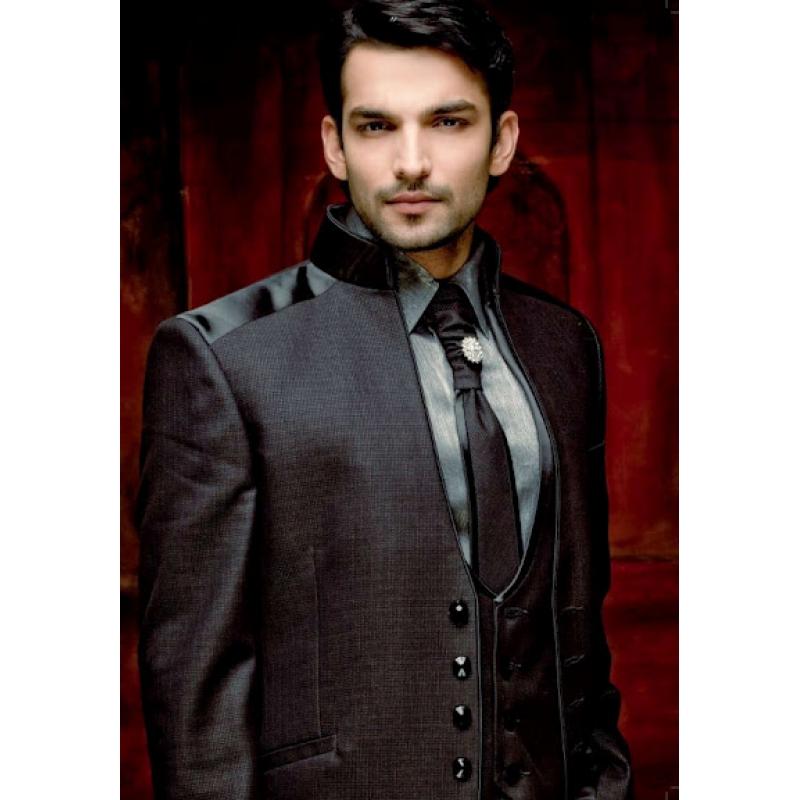 Black Suits For Men Wedding Mens Wedding Suit Indo Western