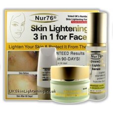 Nur76 Skin Lightening Advanced 3-in-1